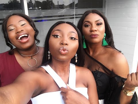 LAGOS PARTY, NIGERIAN DESIGNERS, GTBank FASHION WEEKEND #TACTRAVELS | VLOG #1