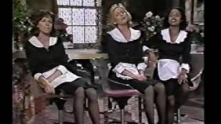 3 Girls 3: Celebrity Maid's Sketch