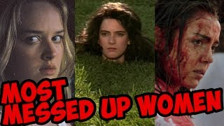 3 Very Messed Up Women in Film // F*cked Up Film Club | Snarled