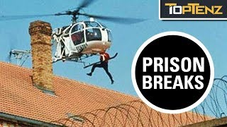 Top 10 People Who Helped Their Lovers Escape From Prison