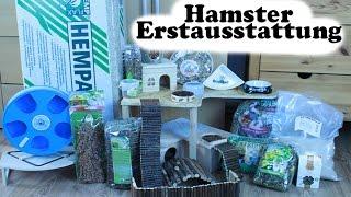 Hamster Erstausstattung (Artgerecht)