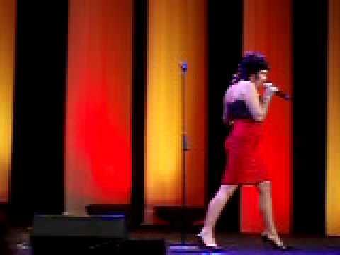 Bowl Expo 2009 International Karaoke Competition Jenna Song 1