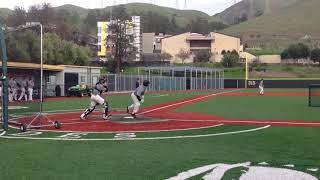 Justin Clark - Ohlone College Baseball