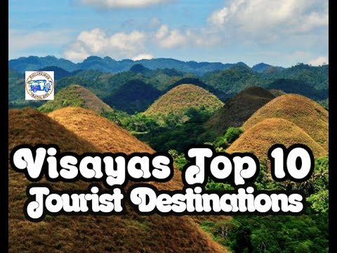 Visayas Top 10 Tourist Destination