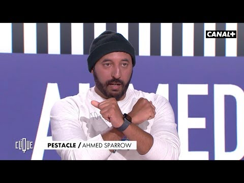 Cramé, Ahmed Sparrow Revient De Vacances - Le Pestacle, Clique - CANAL+