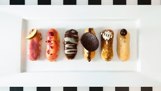 Mini Eclairs (6 Different Ways)