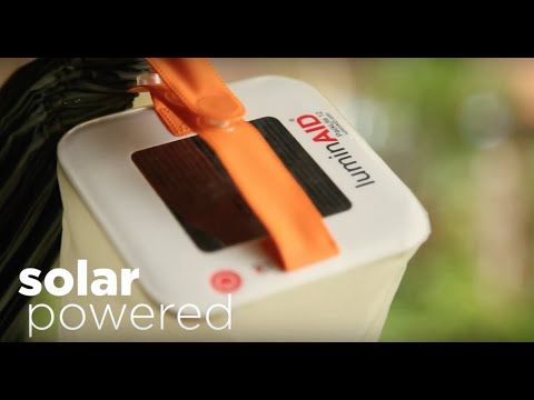 Light Up Your Travel with LuminAID Solar Lights