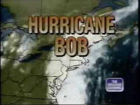 Hurricane Bob 1991 Intro