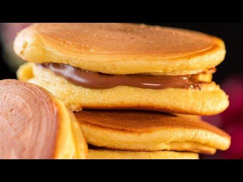crêpes-américaines-moelleuses---voici-comment-faire-les-plus-moelleux-pancakes-!-|-savoureux.tv