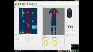 FIFA 12 Barcelona 2012 / 2013 Kit to Download + Tutorial