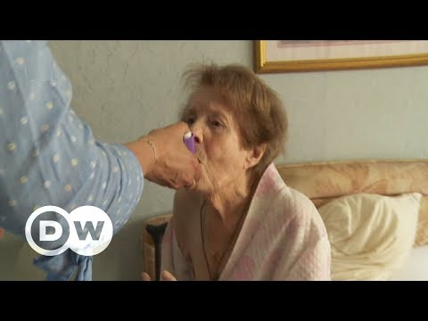 Out of time: Elderly care in Germany   DW English