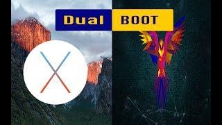 How To Dual Boot Mac OS X Parrot OS (2018)