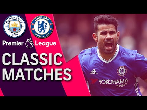 Manchester City v. Chelsea I PREMIER LEAGUE CLASSIC MATCH I 12/3/16 I NBC Sports