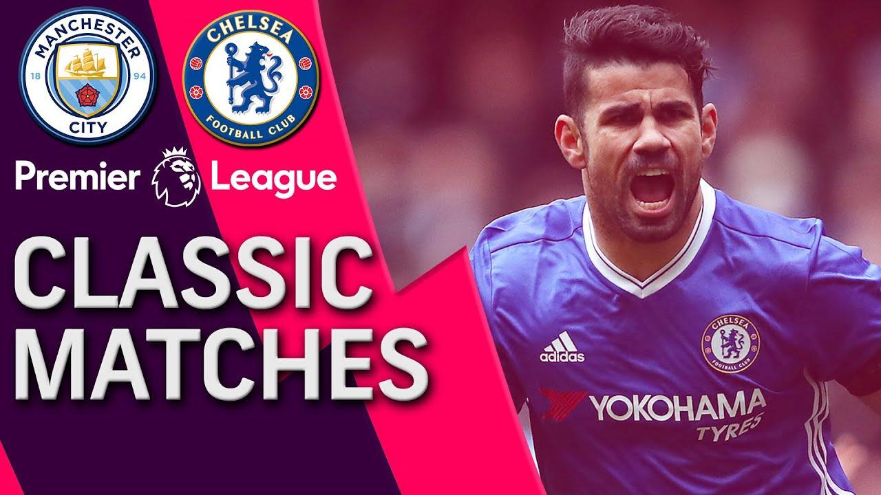 Manchester City v. Chelsea I PREMIER LEAGUE CLASSIC MATCH I 12/3/16 I NBC Sports