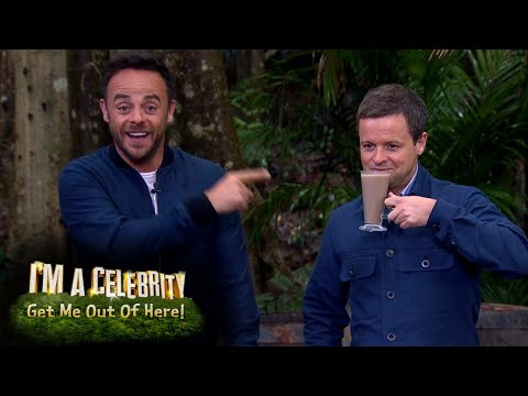 Ant and Dec's Favourite Drinking Bushtucker Trial Moments | I'm A Celebrity...Get Me Out Of Here!