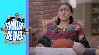 Una familia de 10: El embarazo de Tecla | C7 - Temporada 2 | Distrito Comedia
