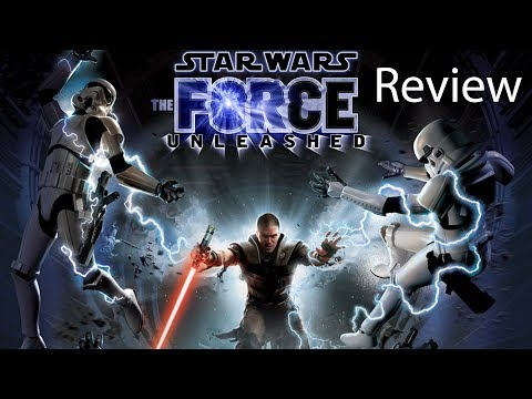 Star Wars: The Force Unleashed Xbox One X Gameplay Review