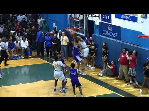 CN100 Play of the Game: Thornton vs Simeon