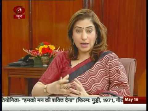 Interview with Union Minister Bandaru Dattatreya