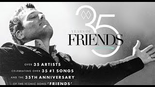 "Nashville, TN - Michael W Smith -  35 Years of iconic song ""Friends"" Event Highlights #michaelwsmith"