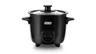 DASH 2 Cup Mini Rice Cooker wi…