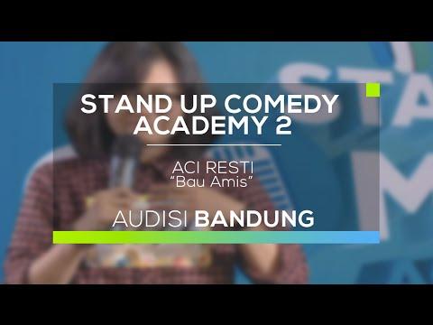 Bau Amis - Aci Resti (SUCA 2 - Audisi Bandung)