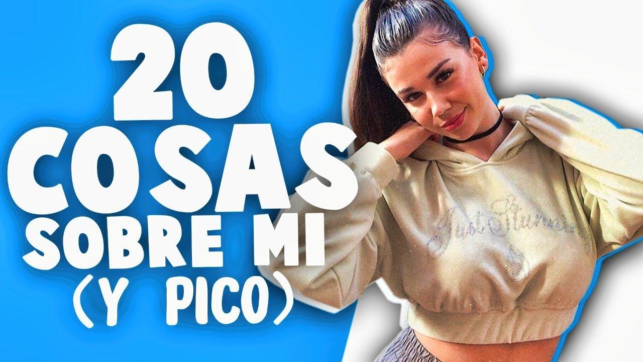 20 Y PICO COSAS SOBRE MÍ / ¿CUÁNTOS NOVIOS HE TENIDO? / @whereisleto