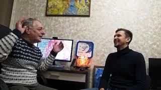 Как настроиться перед выступлением. У меня в гостях Александр Бойко. Хасай Алиев. Метод Ключ.