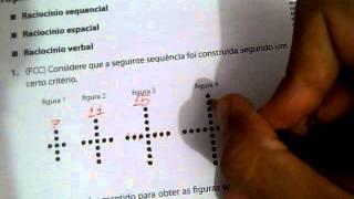 raciocinio logico sequencial- questao 1