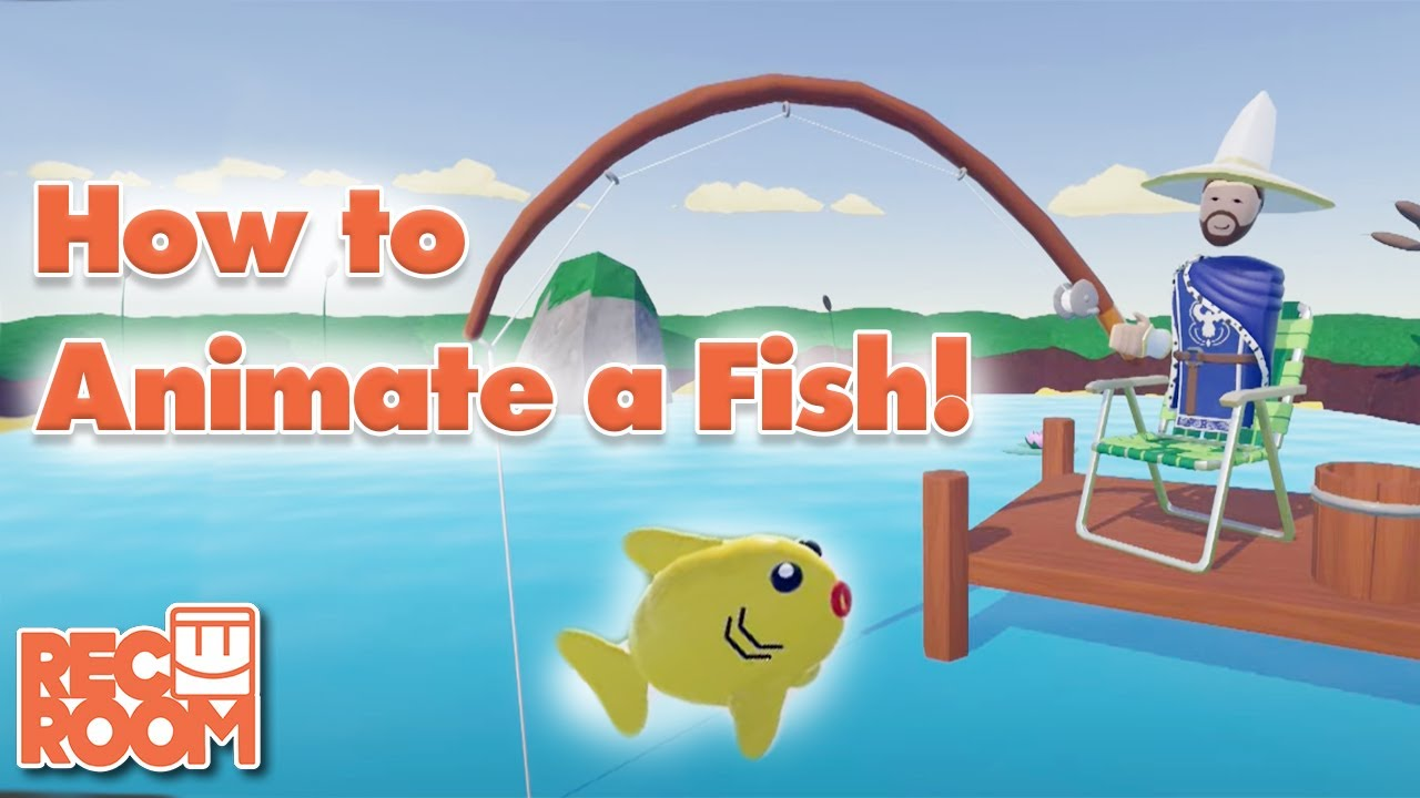 How to Animate a Fish!