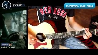 Fotografia JUANES Cover Acustico Guitarra (HD) Demo Christianvib