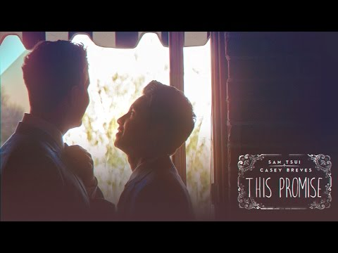 This Promise - Sam Tsui & Casey Breves (Wedding Music Video) | Sam Tsui
