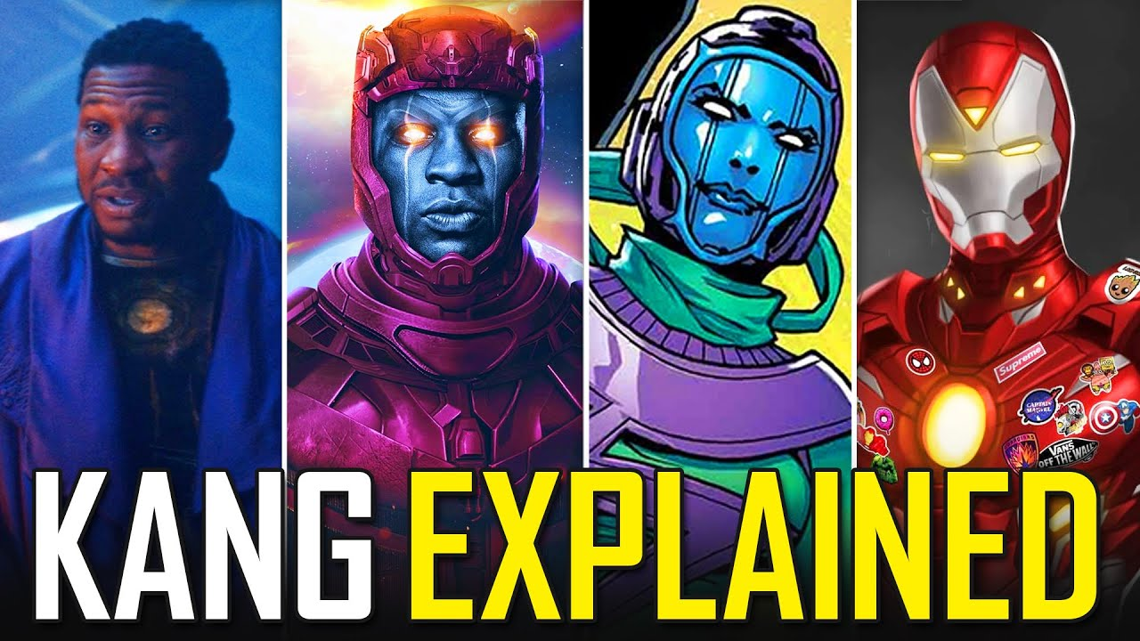 LOKI Kang The Conqueror Explained | Origins, Powers & His Scariest Variants | Immortus, Doom & More