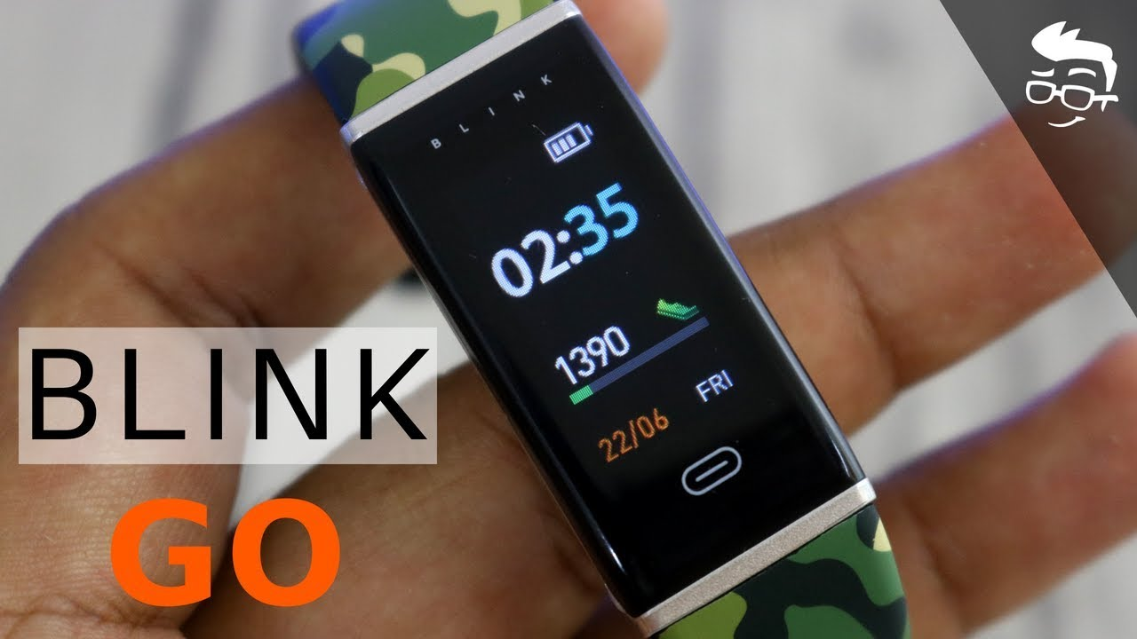 Myntra BLINK GO Fitness Band Unboxing   First Impression  901497b09b