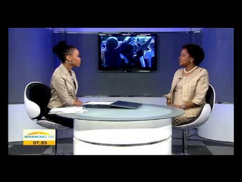 Baleka Mbete on Mandela's release