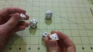A Look at Some Strange Dice