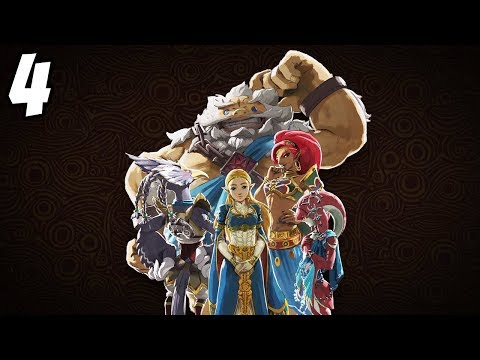 The Legend of Zelda: Breath of the Wild   The Champions Ballad DLC   #4