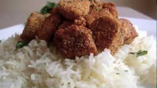 Spicy Tempeh & Jasmine Rice-vegan Dinner Idea