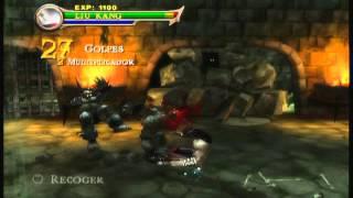 Mortal Kombat: Shaolin Monks Gamplay Modo Dificil (Parte 1) XBOX