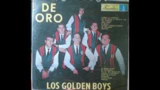 Los Golden Boys - La Negra Celina