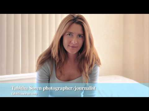 Tabitha Soren Interview part one - YouTube
