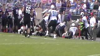 EIU Football vs. Northwestern University