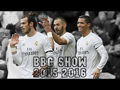 Download Bale - Benzema - Cristiano - BBC Show - Skills, Goals & Assists 2015/2016 HD
