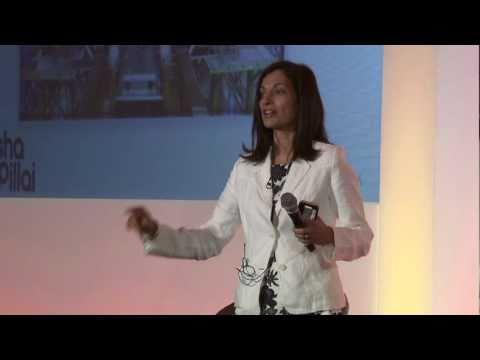 Nisha Pillai motivational speech EDF Part 1