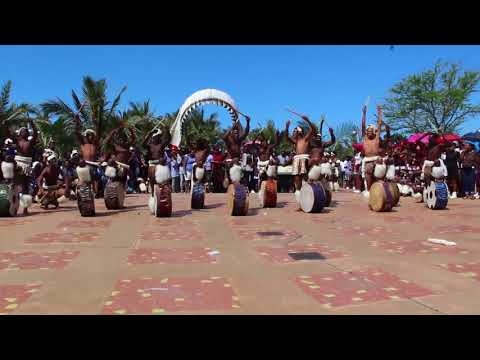 Kangaroo Zulu Dancers at Ushaka Marine