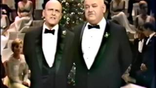 Werner Klemperer And John Banner Sing Silent Night   Robert Clary Sings A French Carol