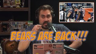 BEARS ARE BACK! Huge Win Against the Detroit Lions... Kinda