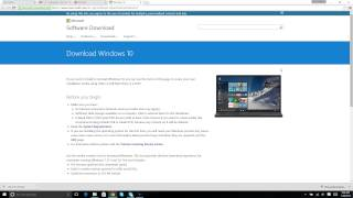 How to Install Windows 10 Now Without Waiting (Windows 10 Video)