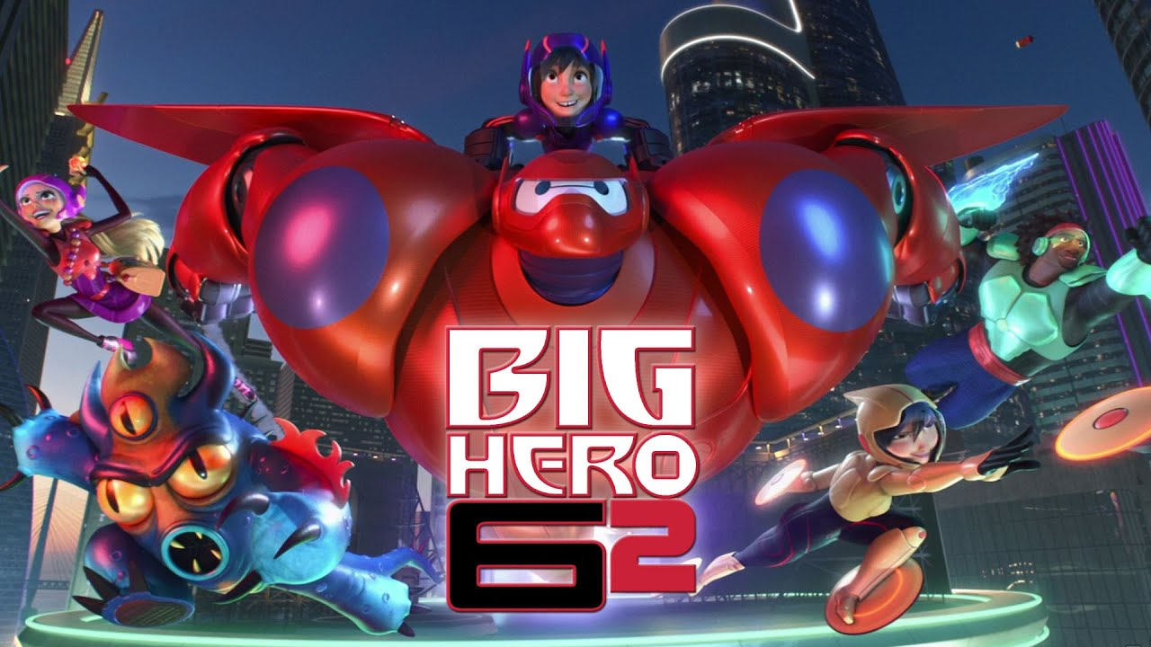 Big Hero 6 2