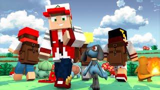 Minecraft: UMA NOVA JORNADA ! - LIGA POKEMON 2  ‹ PORTUGAPC ›